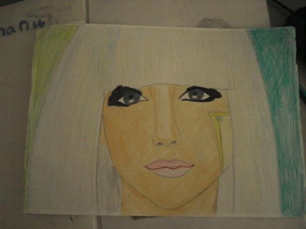 Lady Gaga par Diana-RoSe